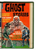 Silver Age (1956-1969):Horror, Ghost Stories #8-19 Bound Volume (Dell, 1964-67).... (Total: 2 )