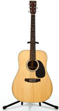 Musical Instruments:Acoustic Guitars, Takamine F-360 Natural Acoustic Guitar #74101117....