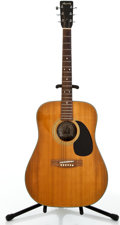 Musical Instruments:Acoustic Guitars, Alvarez 5022 Natural Acoustic Guitar #2062....