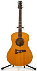 Musical Instruments:Acoustic Guitars, 1970's Gibson MK-53 Natural Acoustic Guitar, #06177446....