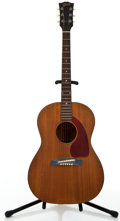 Musical Instruments:Acoustic Guitars, 1969 Gibson LGO Natural Acoustic Electric Guitar #860440....