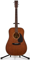 Musical Instruments:Acoustic Guitars, Sigma DM-4M Natural Acoustic Guitar, #91110298....
