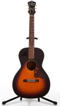 Musical Instruments:Acoustic Guitars, 1930's Recording King Carson Robison Model K Sunburst AcousticGuitar #N/A....