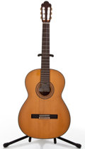 Musical Instruments:Acoustic Guitars, M. Horabe Model 35 Natural Classical Acoustic Guitar, #N/A....