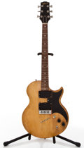 Musical Instruments:Electric Guitars, 1960-70's Gibson Project Body Natural Solid Body Electric Guitar #N/A....