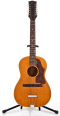 Musical Instruments:Acoustic Guitars, 1964 Gibson B-25-12-N Natural 12 String Acoustic Guitar, #105420....