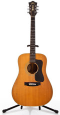 Musical Instruments:Acoustic Guitars, Guild D-50 Natural Acoustic Guitar, #143187....