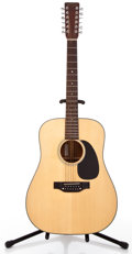 Musical Instruments:Acoustic Guitars, 1978 Takamine F-385 Natural 12 String Acoustic Guitar, #78021214....