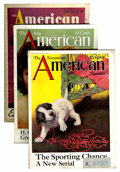 Magazines:Miscellaneous, The American Magazine Box Group (Crowell-Collier, 1920s-30s)....