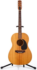Musical Instruments:Acoustic Guitars, 1969 Gibson B-15 Second Natural Acoustic Guitar, #810384....