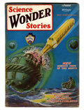 Pulps:Science Fiction, Science Wonder Stories V1#1 (Stellar Publishing, 1929) Condition:VG....