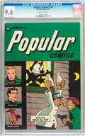 Golden Age (1938-1955):Miscellaneous, Popular Comics #118 (Dell, 1945) CGC NM+ 9.6 Off-white pages....