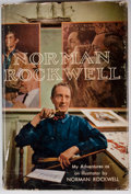 Books:First Editions, Norman Rockwell. Norman Rockwell: My Adventures as anIllustrator. Garden City: Doubleday, 1960. First edition. ...