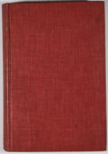 Books:First Editions, George Parker Winship. The Cambridge Press 1638-1692.Philadelphia: University of Pennsylvania Press, 1945. First ed...