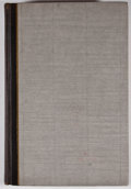 Books:First Editions, William Harris Arnold. Ventures in Book Collecting. NewYork: Charles Scribner's Sons, 1923. First edition. Octa...