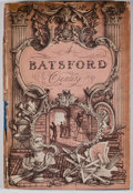 Books:First Editions, Hector Bolitho [editor]. A Batsford Century: The Record of aHundred Years of Publishing and Bookselling 1843-1943....