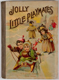 Books:Children's Books, A Favorite Story and Picture Book for the Little Children.Chicago: W. B. Conkey, 1897. Octavo. Publisher's boards. Very...