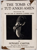 Books:First Editions, Howard Carter. The Tomb of Tut-Ankh-Amen. Volume III.London: Cassell, [1933]. First edition. Octavo. Publisher'...
