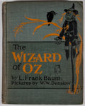 Books:Children's Books, L. Frank Baum. The New Wizard of Oz. Indianapolis:Bobbs-Merrill, [1903]. Second edition, second state. Octavo. ...