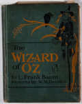 Books:Children's Books, L. Frank Baum. The New Wizard of Oz. Indianapolis:Bobbs-Merrill, [n. d.]. Octavo. Publisher's binding. Illustrate...