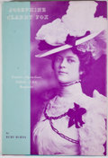 Books:First Editions, Ruby Burns. Josephine Clardy Fox: Traveler, Opera-Goer,Collector of Art, Benefactor. El Paso: Texas Western Pre...