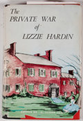 Books:First Editions, G. Glenn Clift [editor]. The Private War of Lizzie Hardin.Frankfort: Kentucky Historical Society, 1963. First editi...