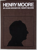 Books:First Editions, Henry Moore. Henry Moore. New York: Simon and Schuster,[1968]. First edition. Folio. Publisher's binding and sl...