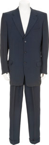 Movie/TV Memorabilia:Costumes, Ernie Kovacs' Publicity-Worn Suit.... (Total: 3 )