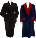 Movie/TV Memorabilia:Costumes, Ernie Kovacs' and Edie Adams' Robes.... (Total: 2 )