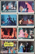"Movie Posters:Animated, Sleeping Beauty (Buena Vista, 1959). International Lobby Card Setof 8 (11"" X 14""). Animated.. ... (Total: 8 Items)"