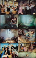 "Movie Posters:Action, The Poseidon Adventure (20th Century Fox, 1972). Deluxe Color PhotoSet of 8 (8"" X 10""). Action.. ... (Total: 8 Items)"