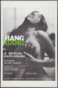 "Movie Posters:Sexploitation, Bang Bang Lot (Canyon Dist. Co., 1970). One Sheets (2) (27"" X 41"").Sexploitation.. ... (Total: 2 Items)"