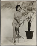 """Movie Posters, Anne Baxter by Virgil Apger (20th Century Fox, 1950s). ExhibitionPhoto (16"""" X 20"""").. ..."""