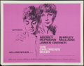 "Movie Posters:Drama, The Children's Hour (United Artists, 1962). Half Sheet (22"" X 28"").Drama.. ..."