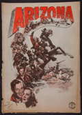 """Movie Posters:Western, Arizona (Columbia, 1940). Uncut Deluxe Pressbook (Publicity--16 Pages, Exploitation--16 Pages, Advertising--20 Pages, 14"""" X ..."""