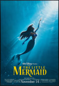 "Movie Posters:Animated, The Little Mermaid Lot (Buena Vista, R-1997). One Sheets (2) (27"" X40"") DS Advance. Animated.. ... (Total: 2 Items)"