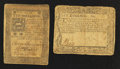Colonial Notes:Maryland, A Maryland and a Pennsylvania Colonial.. ... (Total: 2 notes)