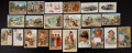 Non-Sport Cards:Lots, Late 1800's and Early 1900's Non Sports Advertisements Lot of22....