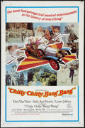 "Movie Posters:Fantasy, Chitty Chitty Bang Bang (United Artists, 1969). One Sheet (27"" X 41"") Style B. Fantasy.. ..."