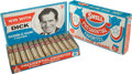 Non-Sport Cards:Sets, 1968 Swell Bubble Gum Cigars Counter Display Box. ...