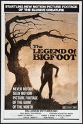 "Movie Posters:Documentary, The Legend of Bigfoot (Palladium, 1976). One Sheet (27"" X 41""). Documentary.. ..."