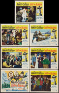 """Movie Posters:Comedy, Lost in Alaska (Universal International, 1952). Title Lobby Card and Lobby Cards (6) (11"""" X 14""""). Comedy.. ... (Total: 7 Items)"""