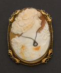 Estate Jewelry:Cameos, Large Antique Shell Cameo. ...