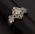 Estate Jewelry:Rings, Multi Diamond Ring. ...