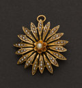 Estate Jewelry:Brooches - Pins, Antique Pearl Pin. ...