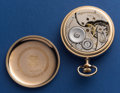 Timepieces:Pocket (post 1900), Rockford 21 Jewel 16 Size Pocket Watch. ...