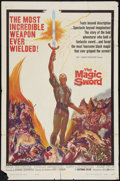 """Movie Posters:Fantasy, The Magic Sword (United Artists, 1962). One Sheet (27"""" X 41""""). Fantasy.. ..."""