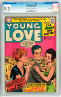 Silver Age (1956-1969):Romance, Young Love #56 Savannah pedigree (DC, 1966) CGC NM- 9.2 Off-whiteto white pages....