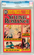 Bronze Age (1970-1979):Romance, Young Romance #204 Savannah pedigree (DC, 1975) CGC NM- 9.2 Whitepages....