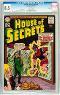 Silver Age (1956-1969):Mystery, House of Secrets #56 Savannah pedigree (DC, 1962) CGC VF+ 8.5Off-white pages....